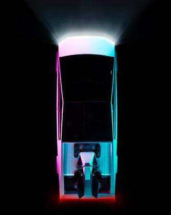 Hot Wheels Tesla Cybertruck afstand bestuurbare auto