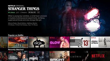 Netflix kijklijst opschonen