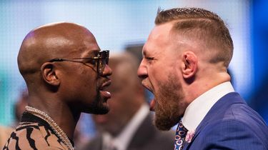 floyd mayweather, conor mcgregor, ufc, rematch, interview