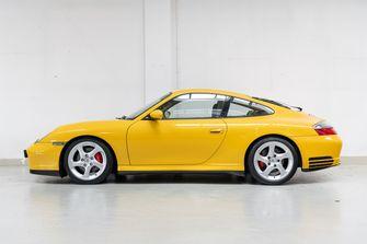 Tweedehands Porsche 996 4S 2003 occasion