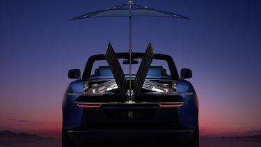 Rolls-Royce Boat Tail, zelf ontwerpen