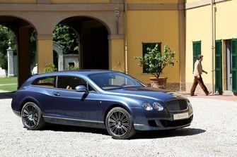 Bentley Continental Flying Star sttionwagen