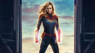 Brie Larson Captain Marvel Avengers