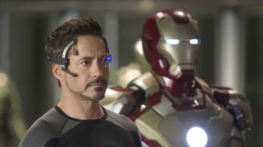 Iron Man 3 Tony Stark record
