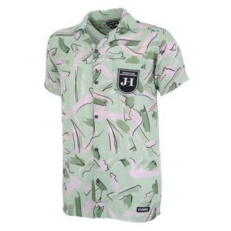 jim hopper, stranger things, blouse, hawaii