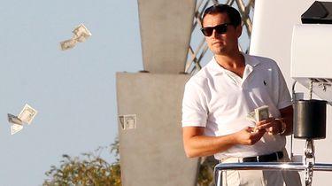 wolf of wall street, geld voor jou laten werken, deposito sparen, risico