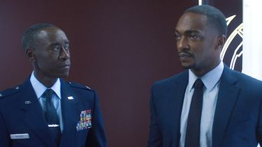 THE FALCON AND THE WINTER SOLDIER Emmy Awards