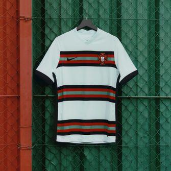 portugal, mooiste voetbalshirts, ek 2020, uit