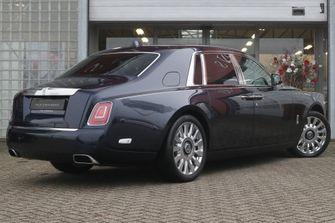 Massa is Kassa, Peter Gillis, Rolls-Royce, Phanton