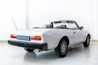 Tweedehands Peugeot 504 Cabriolet 1982 occasion