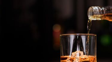 Whisky in de aanbieding