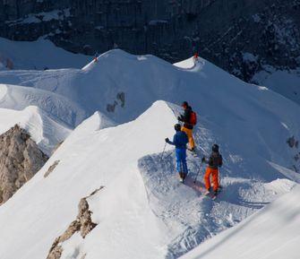 skiën, slovenië