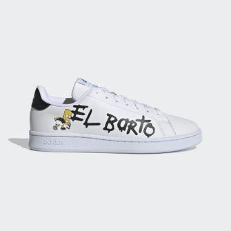 adidas, the simpsons, el barto, sneakers, advantage