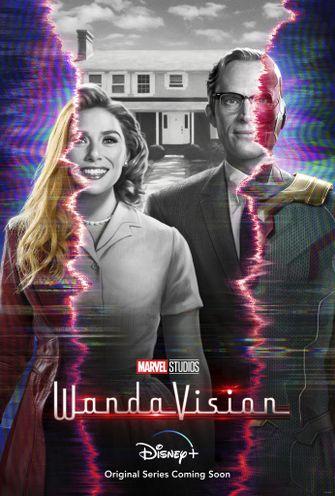 Marvel WandaVision Disney+