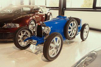 Baby: De fascinerende geschiedenis van de elektrische Bugatti uit 1924