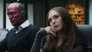 Marvel Wandavision Disney+ reacties