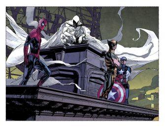 Marvel Disney+ Oscar Isaac Moon Knight