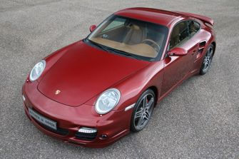 Tweedehands Porsche 997 Turbo Coupé occasion