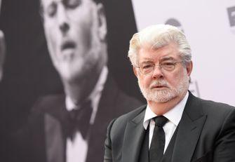 George Lucas miljardair Hollywood