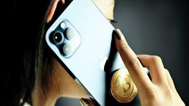 bitcoin, aandelen, apple, tesla