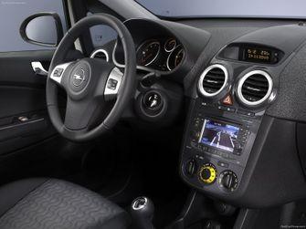 Tweedehands Opel Corsa interieur