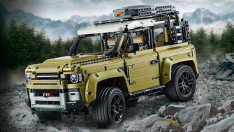 LEGO Technic Land Rover Defender - 42110