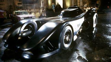 batmobile, the flash, gelekte foto's, tim burton, michael keaton, batman