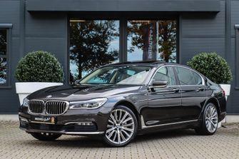 Tweedehands BMW 7 Serie 730d 2015 occasion