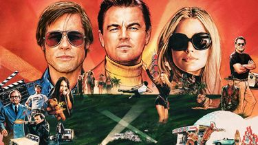 once upon a time in hollywood, boek, quentin tarantino, boek, roman