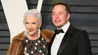 Maye Musk, moeder, elon musk
