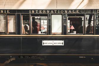 Venice Simplon-Oriënt-Express, treinreizen, europa, vliegschaamte