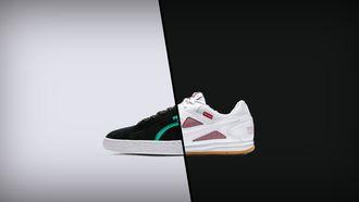 manners sneaker update: Sneakers van puma en nike