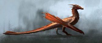 concept art, game of thrones, spin-off, draak, house of the dragon, serie