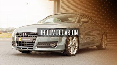 Droom occasion Audi TT