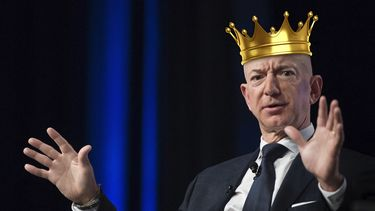 Jeff Bezos nier meer rijkste mens ter wereld