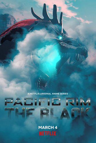 Pacific Rim The Black Netflix